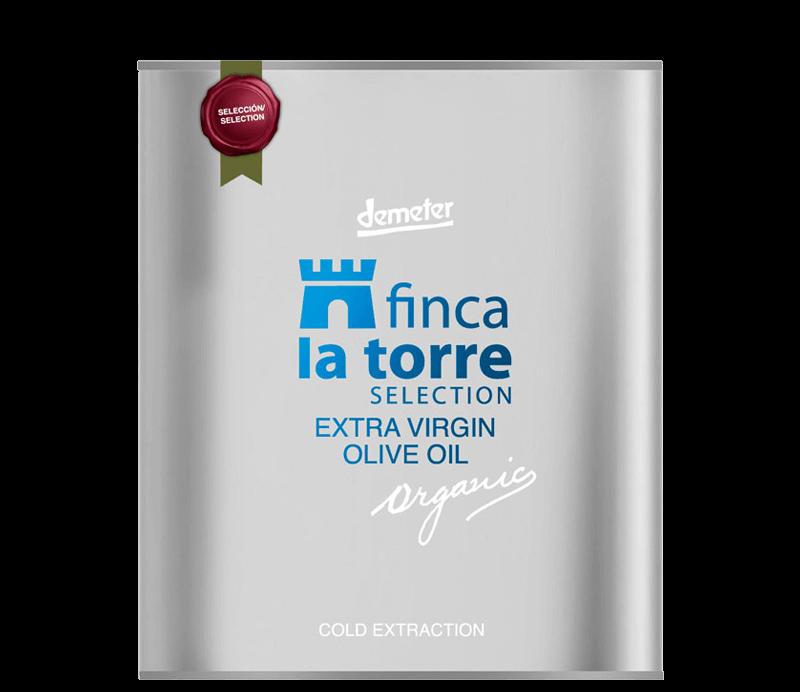 Finca la Torre Natives Olivenöl Extra Bio 2l