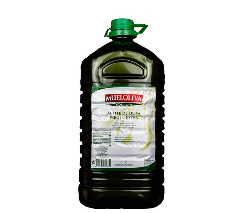 Mueloliva Natives Olivenöl Extra Kaltgepresst PET 5l