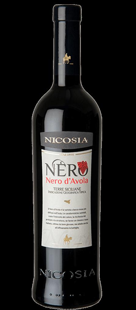 Nicosia Nero d'Avola Flasche
