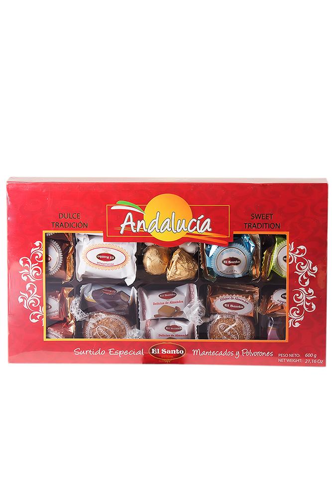 Sortiment verschiedener Süßigkeiten