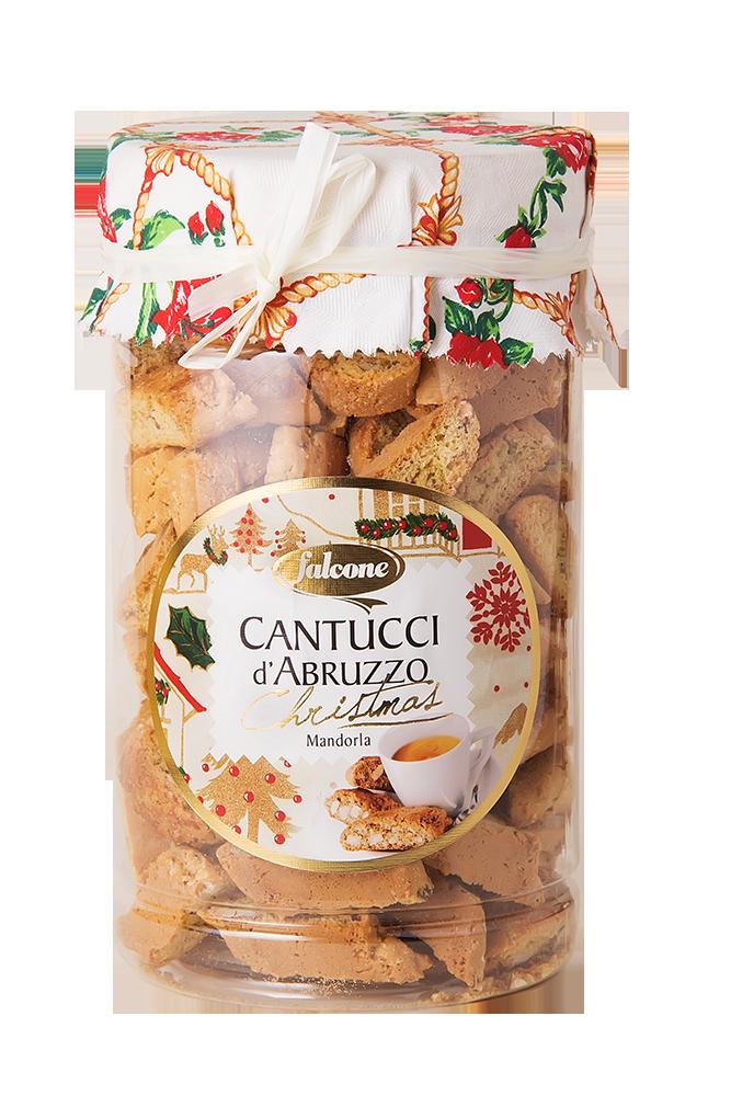 Cantuccini mit Mandeln