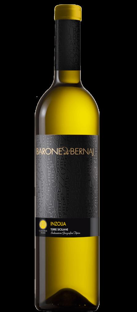 Barone di Bernaj Inzolia Flasche