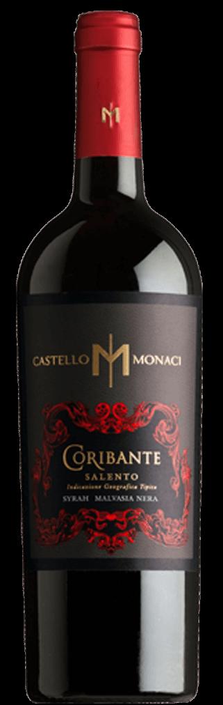 Castello Monaci Salento Coribante Flasche