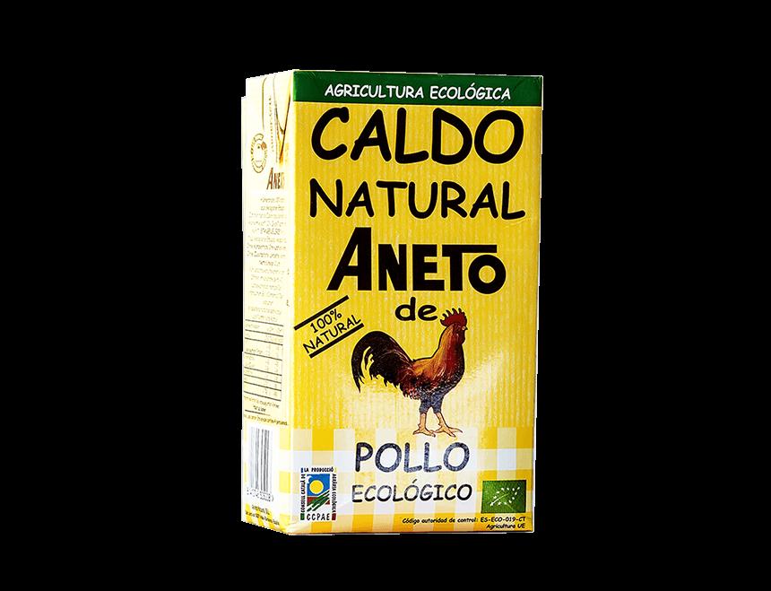 Caldo de Pollo Hühnerbrühe BIO 1 L