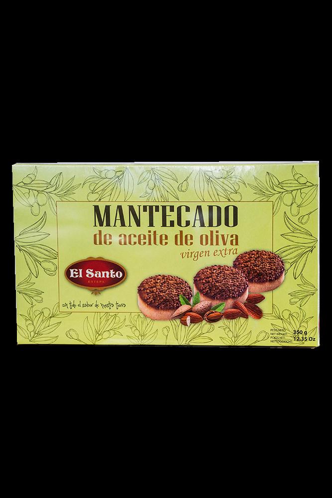 Schmalzgebäck mit Olivenöl