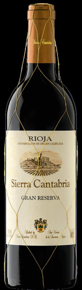 Sierra Caantabria Gran Reserva 2008 Flasche