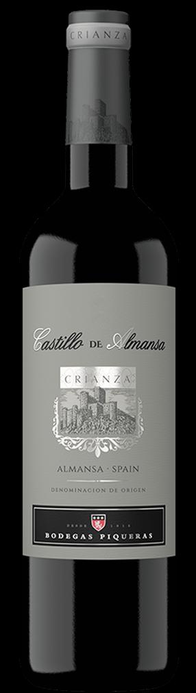 Castillo de Almansa Tinto Crianza Flasche