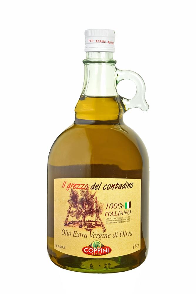 Coppini Grezzo Olivenöl 100% Italiano