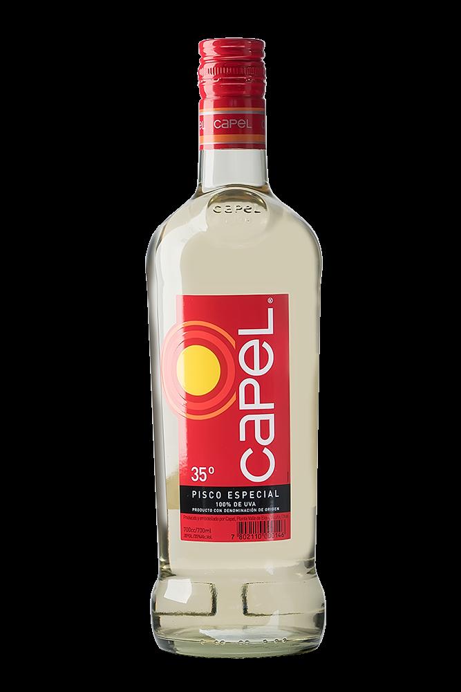 Pisco Especial Capel 0,7L 35°