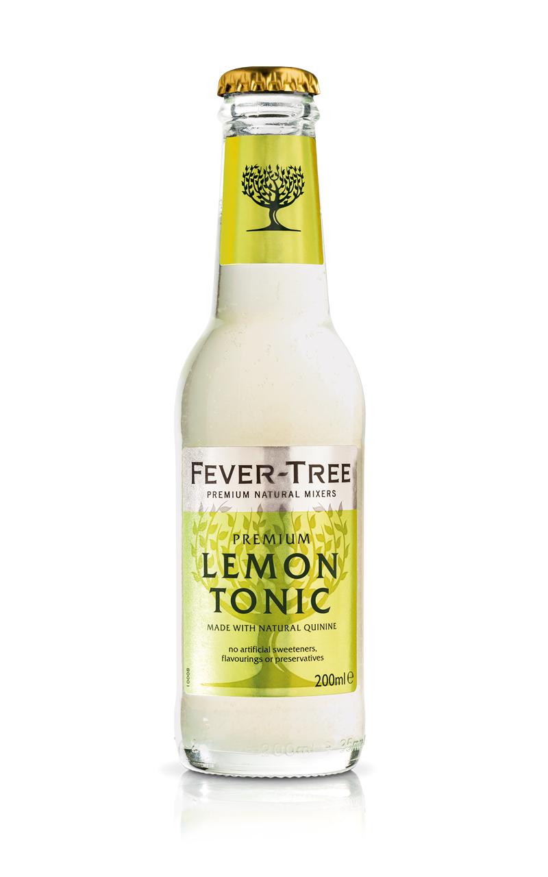 Fever Tree Lemon Tonic 200 ml