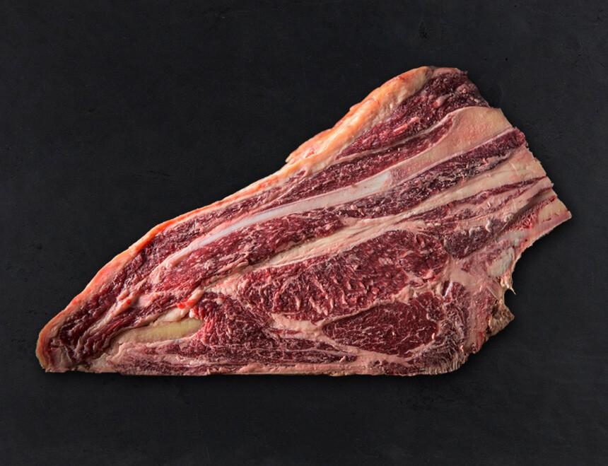 Txogitxu Rib Eye Steak Frisch
