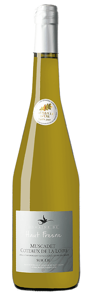 Haut Fresne Muscadet Coteaux de la Loire Sur Lie Flasche