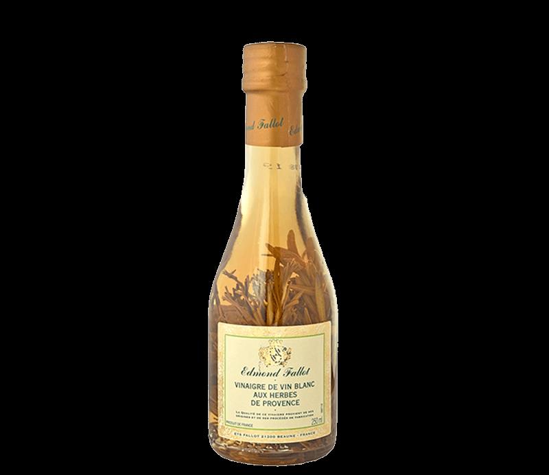 Weinessig mit Kräuter der Provence