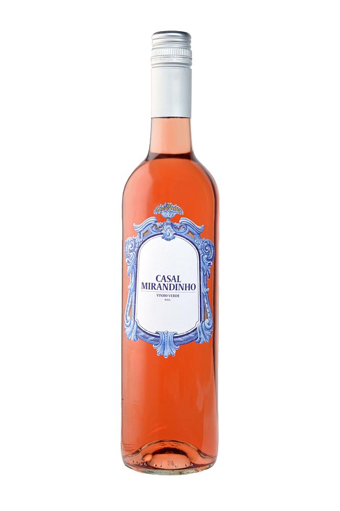Casal Mirandinho Vinho Verde Rosado