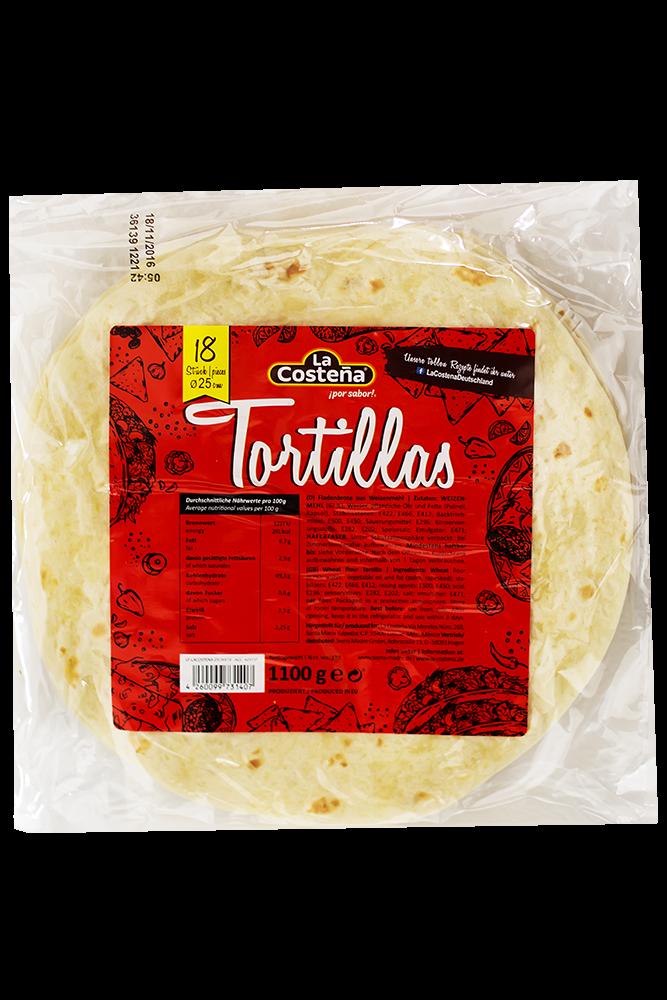 Tortilla frisch 16 cm