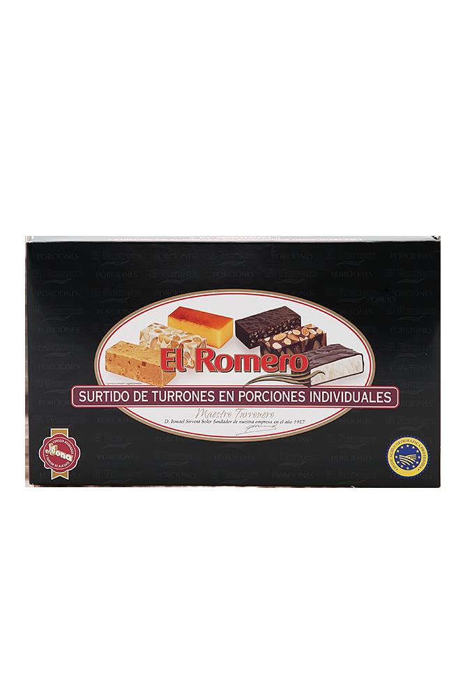 El Romero - Turron Sortiment