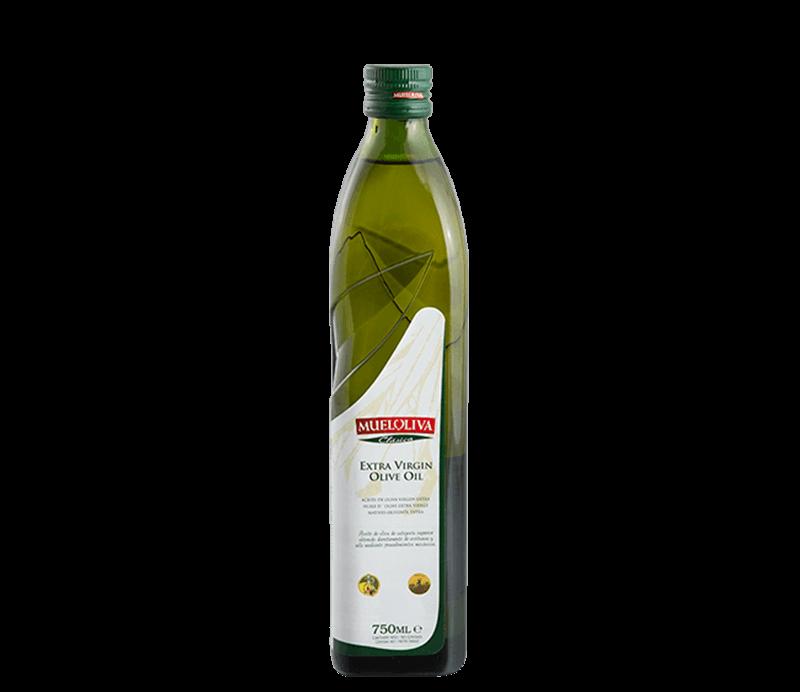 Mueloliva Olivenöl Extra Virgen Glasflasche