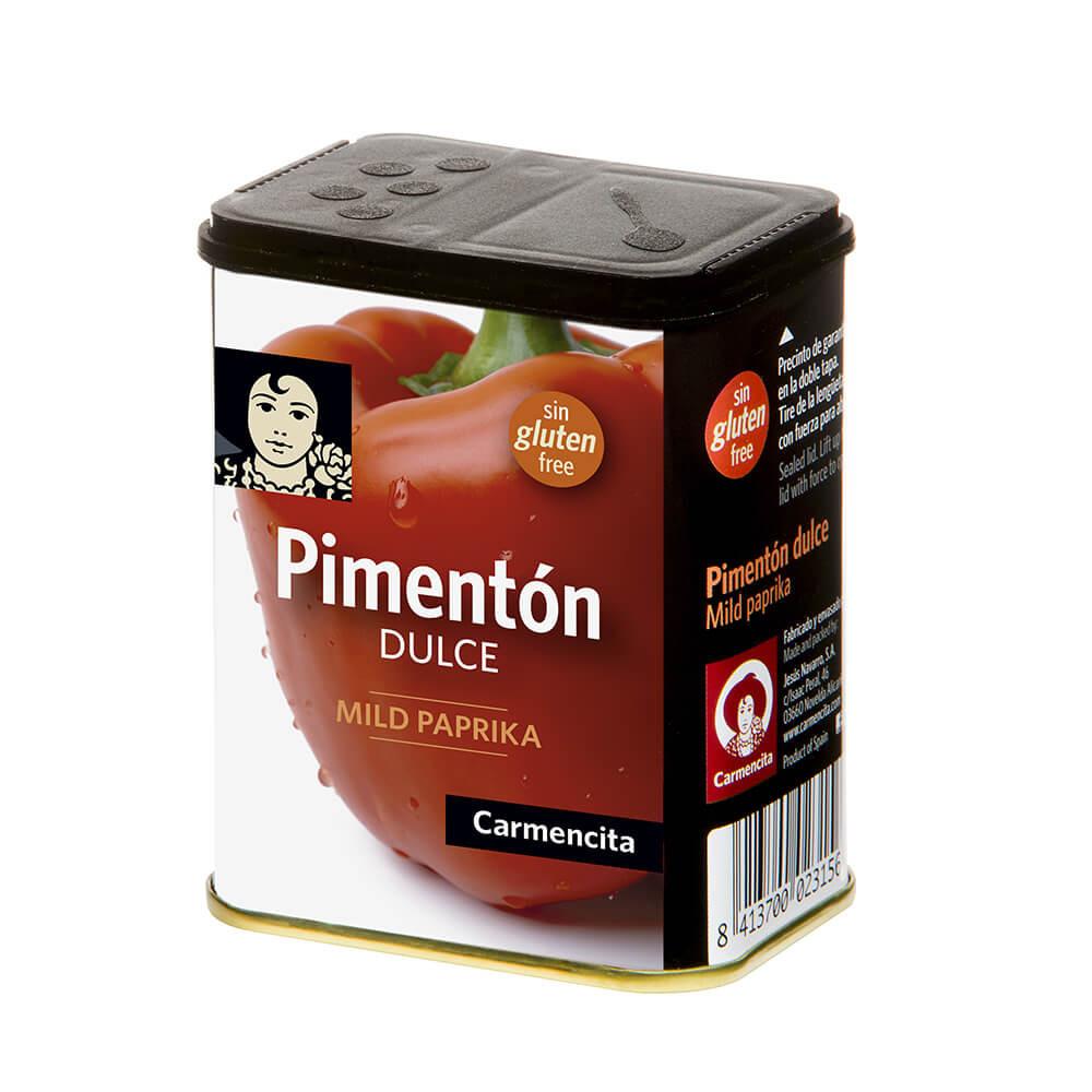 Pimentón Dulce - Mildes Paprikapulver