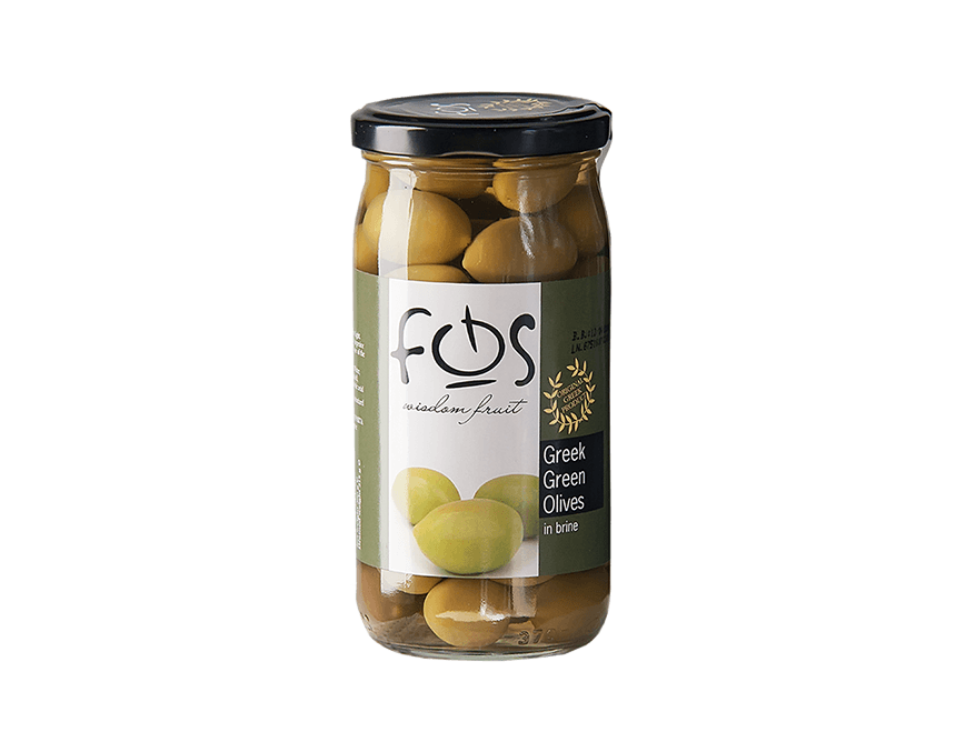 FOS Grüne Oliven