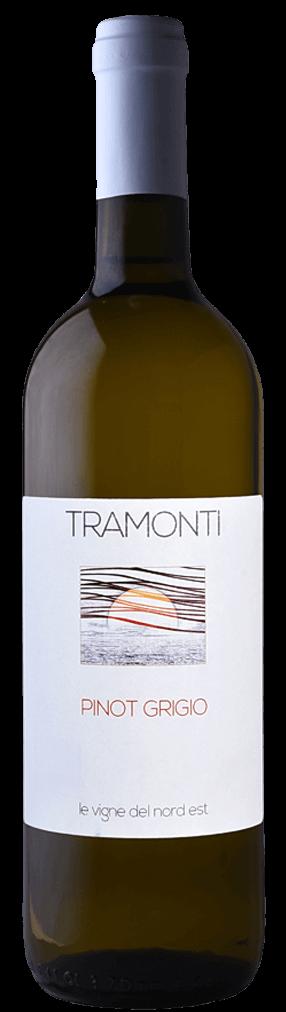 Tramonti Pinot Grigio Bianco Flasche
