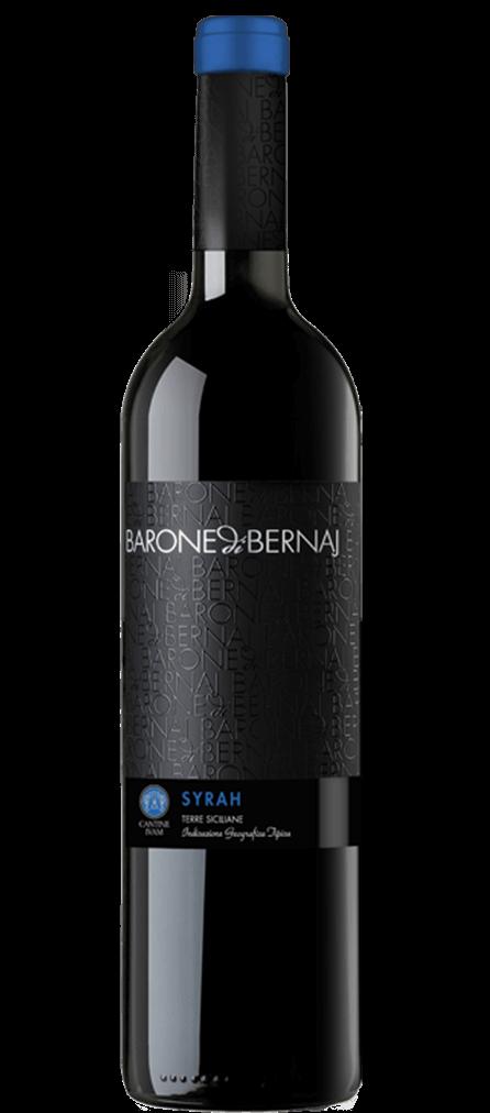 Barone di Bernaj Syrah Flasche