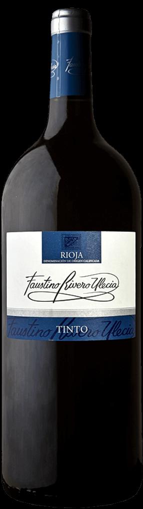 Faustino Rivero Ulecia Tempranillo Magnum Flasche
