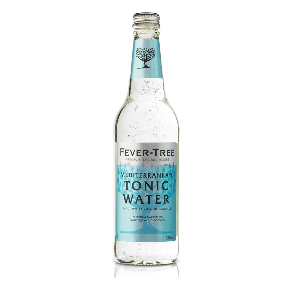 Fever Tree Mediterranean Tonic Water - 500 ml