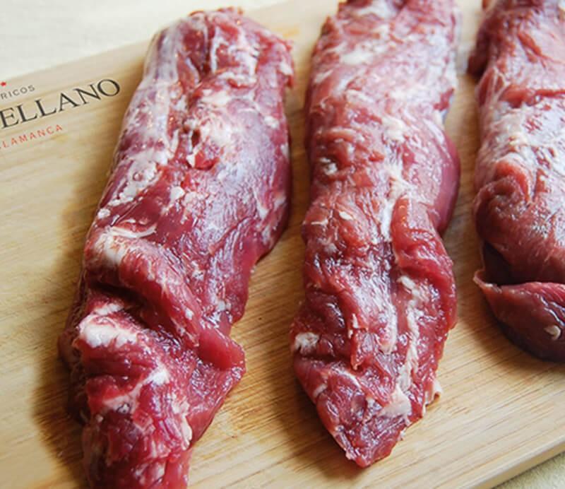 Filet vom Iberico Schwein Solomillo 1 kg - Tiefgekühlt