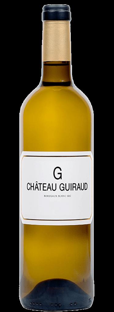 Le G de Guiraud Bordeaux Blanc Sec Flasche