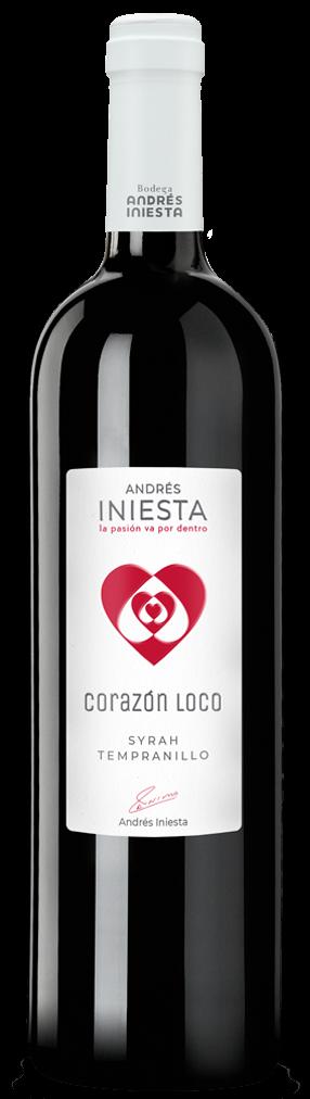 Corazón Loco Tinto Flasche