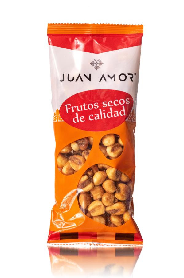 Frittierte Riesenmaiskörner Juan Amor 100g