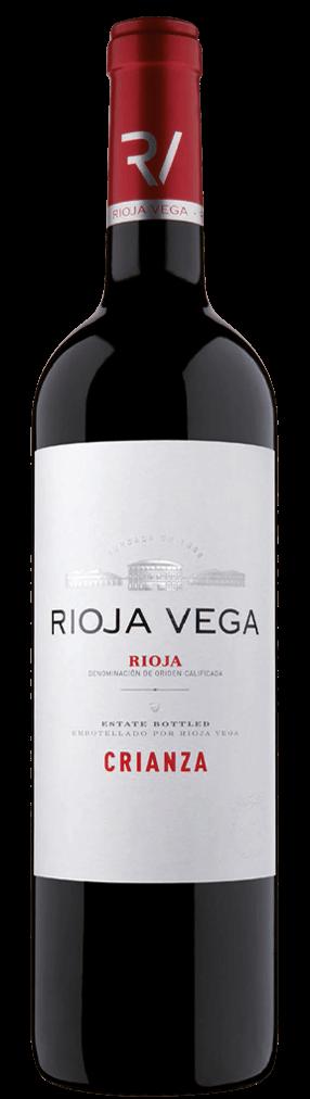 Rioja Vega Crianza 2014 Flasche