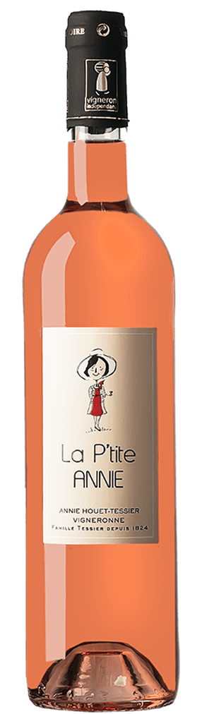 La Petite Annie Rosé Flasche