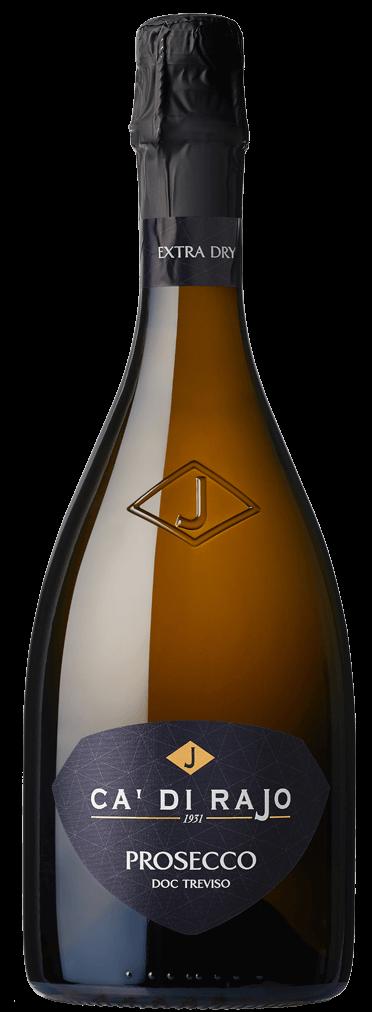 Ca' di Rajo Prosecco Treviso Extra Dry Flasche