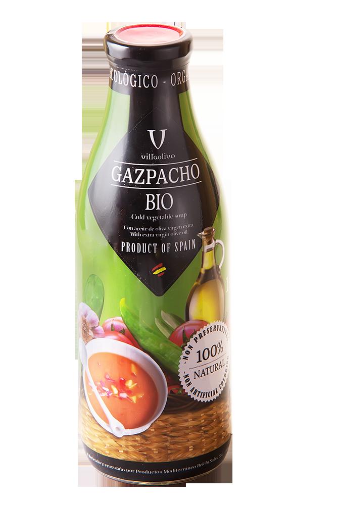 Bio Gazpacho