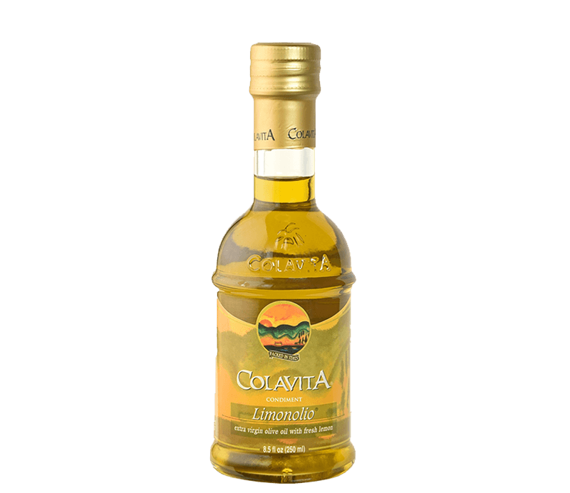 Colavita Olivenöl mit Zitrone