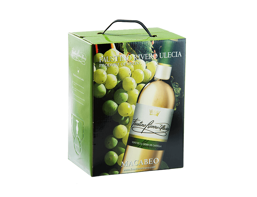 Faustino Blanco Bag in Box
