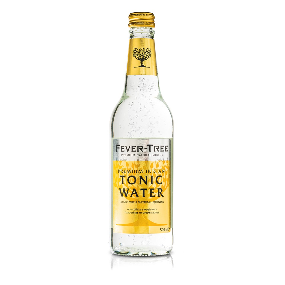 Fever Tree Indian Tonic Water - 500 ml