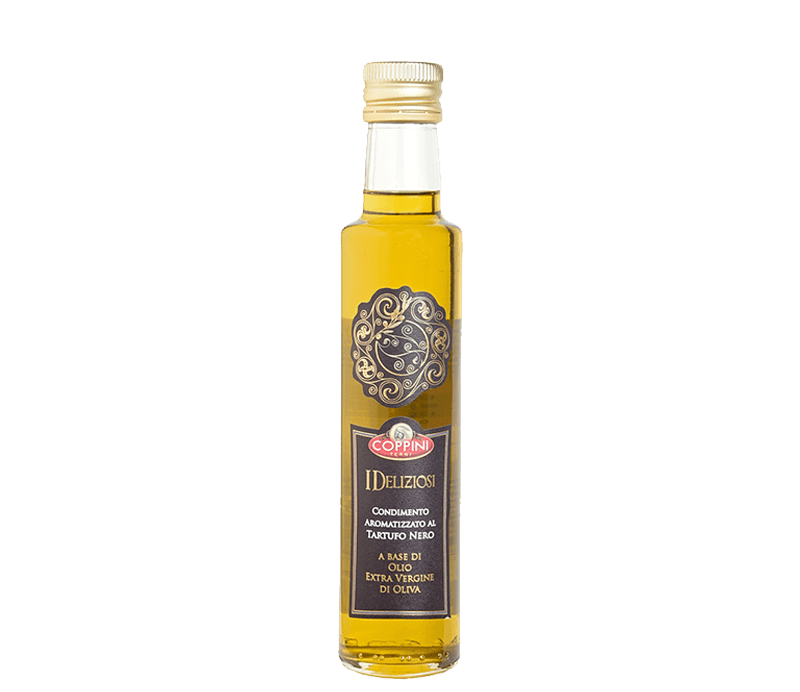 Coppini I Delizioso Olivenöl mit Trüffel