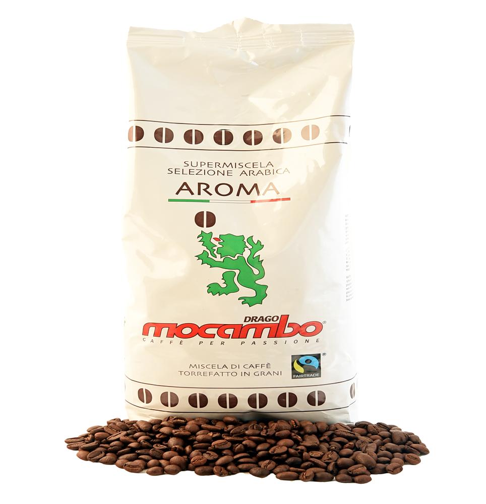 Mocambo Fair Trade Espresso Bohnen