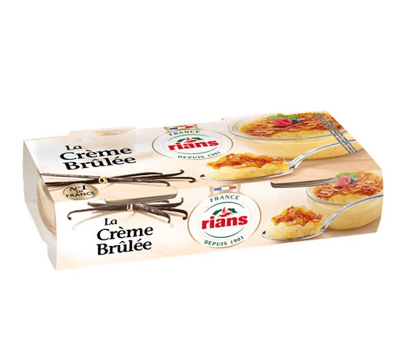 Crème Brûlée aus Frankreich