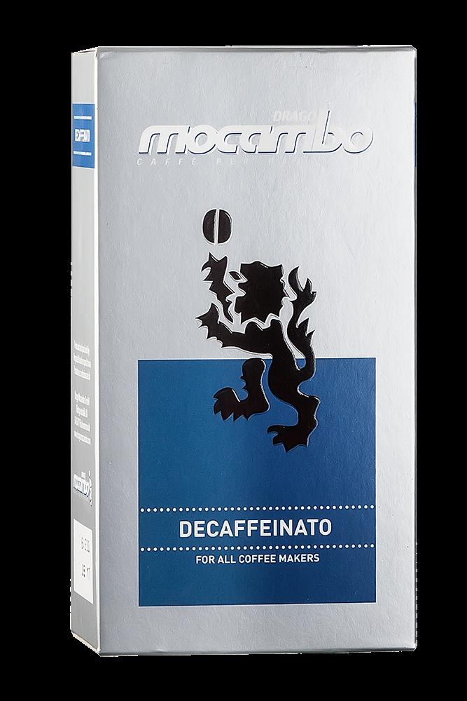 Mocambo Espresso gemahlen koffeinfrei