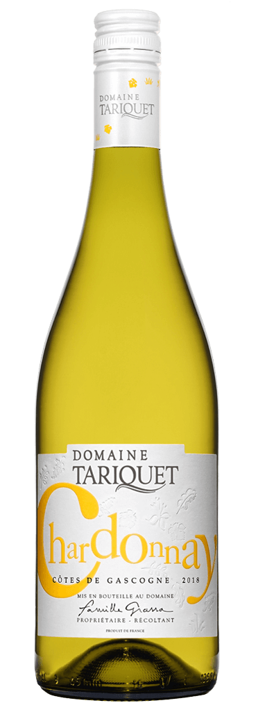 Domaine du Tariquet Côtes De Gascogne Chardonnay Flasche