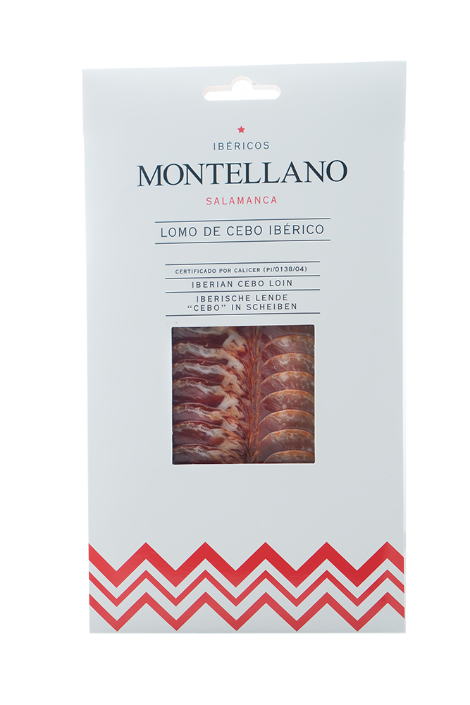 Montellano Lomo Iberico in Scheiben