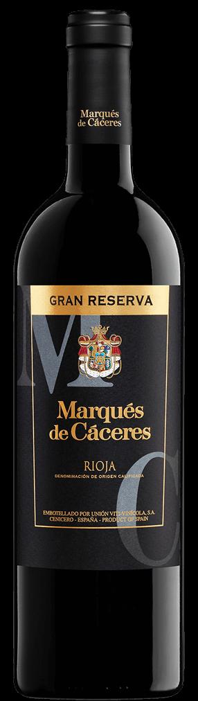 Marqués de Cáceres Gran Reserva 2009 Flasche