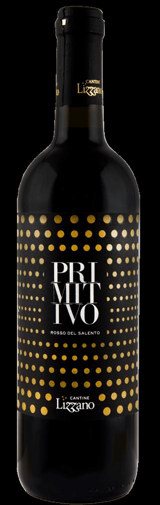 Cantine Lizzano Primitivo Salento Flasche