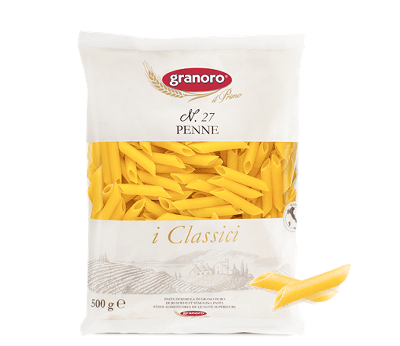 Granoro Penne Lisce Nr. 27 Verpackung