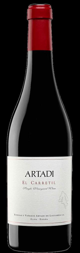 Artadi El Carretil 2015 Flasche