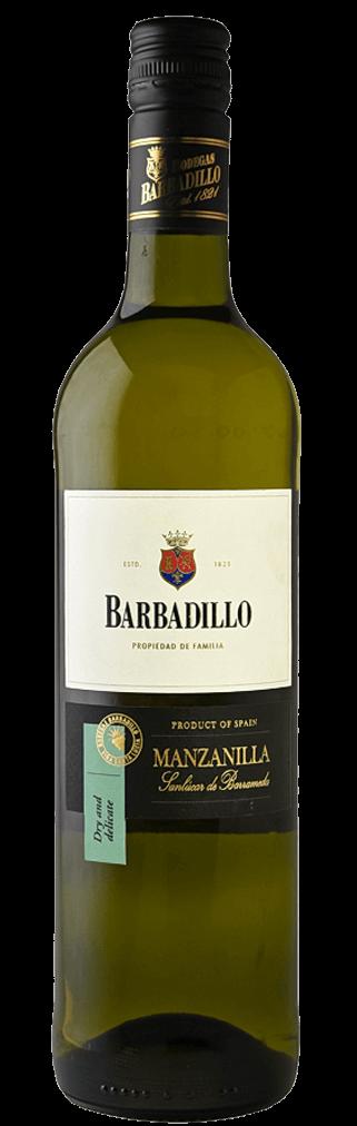 Sherry Manzanilla Barbadillo Flasche