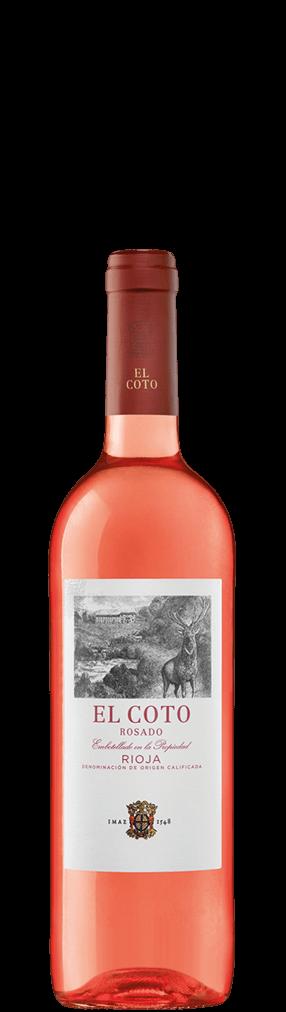 El Coto Rosado 0,375l Flasche